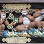 三猿 について調べてみました♪
